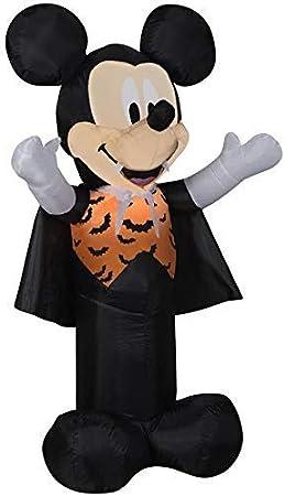 Amazon.com: Disney Mickey & Friends - Ratón hinchable de ...