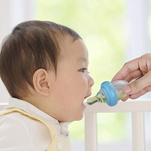 Moocevill - Silicona para bebés Alimentación líquida 15ML ...