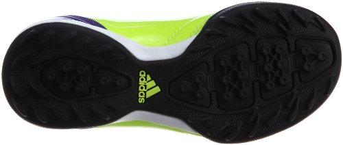 adidas Junior F10TRX Astro Turf de fútbol Botas Amarillo - amarillo