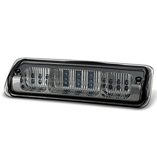 2004 2005 2006 2007 2008 Ford F150 F-150 Pickup Smoked G2 LED 3rd Tail Rear Brake Cargo Light Lamp