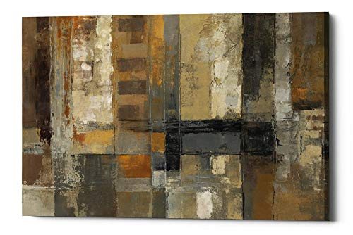 Abstract Canvas Urban Giclee Art - Epic Graffiti One Way Street Giclee Canvas Wall Art, 18