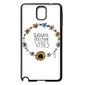 Good Vibes Custom Cover Case for Samsung Galaxy Note 3 N9000,diy phone case ygtg582152