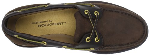 Perth of Ports UP Bark Rockport DK K54692 Call Noir EU Herren 44 Bootsschuhe BROWN PULL UK Nero 5 Braun 9 Choc 5t45dqw