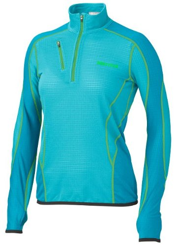 Marmot Damen Pullover Thermo 1/2 Zip
