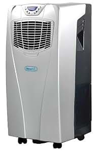 NewAir AC-10000E 10,000 BTU Portable Air Conditioner With Auto Evaporative Technology