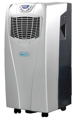 NewAir AC-10000E 10,000 BTU Portable Air Conditioner With Auto Evaporative Technology