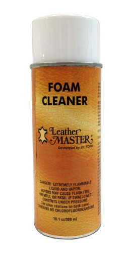 Leather Masters Nubuck Foaming Leather Cleaner (Leather Master Foam Cleaner)