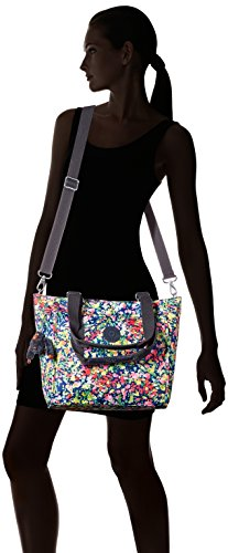 Bouquet Kipling Shopper Black New S Tote XPP0qOZfB