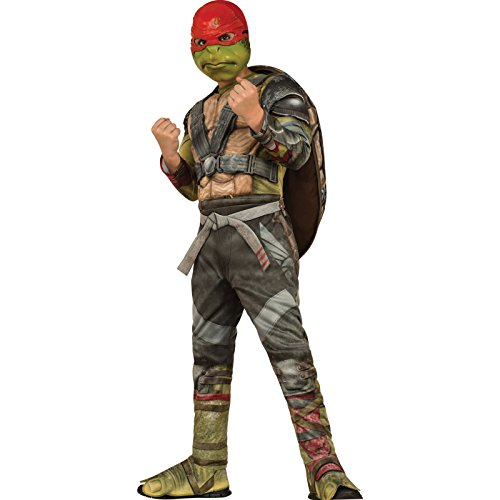 Girls Costumes Raphael Deluxe (Teenage Mutant Ninja Turtles - Super Deluxe Raphael)
