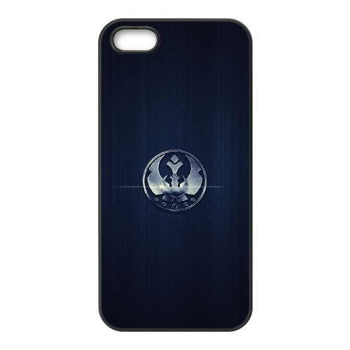 R1S72 symbole star wars H3D2WG coque iPhone 4 4s cellulaire cas de téléphone couvercle coque noire WW6OTQ1JA
