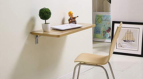 HQCC Mesa Plegable para computadora, Escritorio, Colgar en la ...