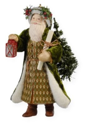 Hallmark Keepsake Ornament - Father Christmas 2009 - 6th In Series ()