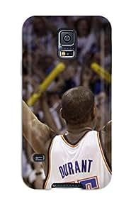 Rolando Sawyer Johnson's Shop 9210897K273264964 oklahoma city thunder basketball nba NBA Sports & Colleges colorful Samsung Galaxy S5 cases