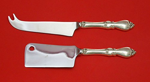 Queen Elizabeth I by Towle Sterling Silver Cheese Serving Set 2pc HHWS (Queen Elizabeth Cheese)