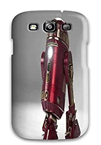 Special Design Back Star Wars Iron Man R D Phone Case Cover For Galaxy S3