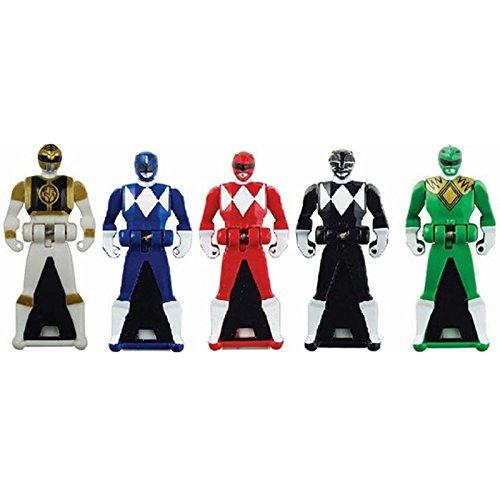 power rangers keys silver - 1