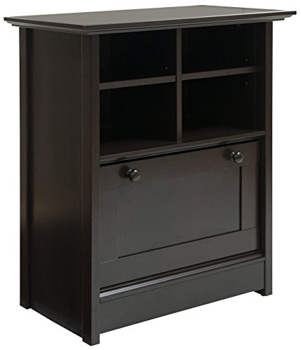 Comfort Products Coublo Collection File Cabinet, Mocha - Company Eye The Soho