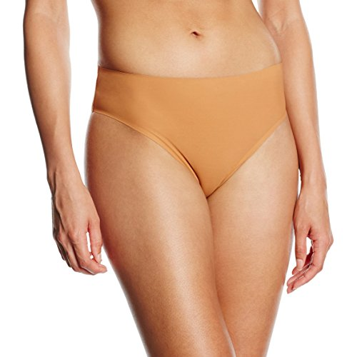 Nubian Skin the Brief, Braguita para Mujer, Medium Brown (Cafe)