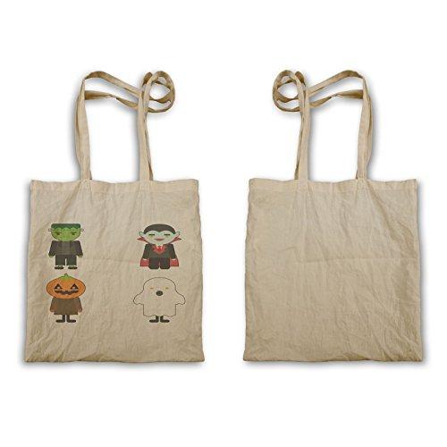 Tote Bag Art Artist Halloween Q367r