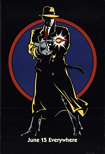 Dick Tracy 1990 Authentic 27