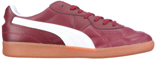 Puma Esito clásica sala zapatos de salón 102 549 para hombre Rot (burgundy-white 04) (Rot (burgundy-white 04))