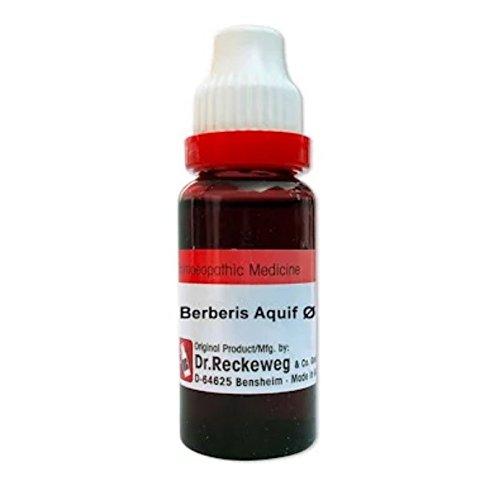 Dr. Reckeweg Berberis Aquifolium Mother Tinctures 1X (Q) (20ml)