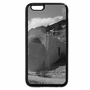 iPhone 6S Plus Case, iPhone 6 Plus Case (Black & White) - Church of Saint George 1661 a.C.