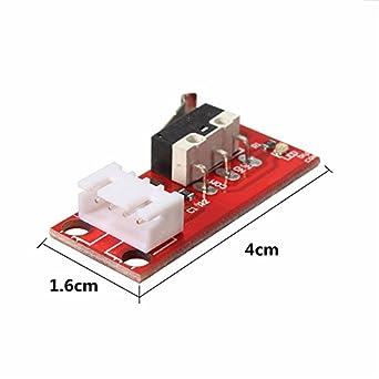 Impresora 3D - 5 piezas para interruptores de límite mecánico ...