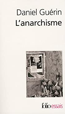 L'anarchisme  par Guérin