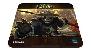 Steelseries QcK - Alfombrilla de ratón Gaming Edición Panda Monk