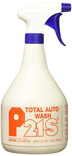 - P21S 13001B Auto Wash W/Sprayer, 1000 ml
