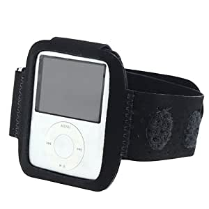 Black Armband Case for iPod Nano 3G 3rd Gen Generation
