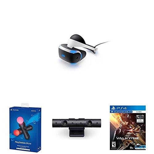 PlayStation VR Starter Bundle EVE Valkyrie (Large Image)