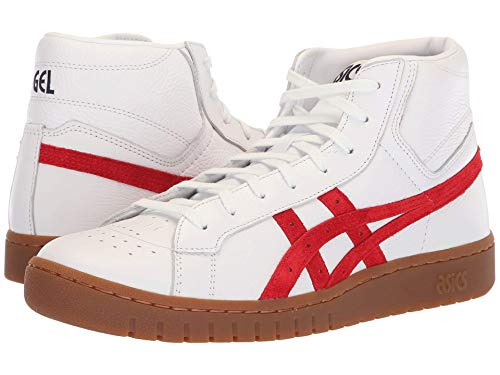 [asics(アシックス)] メンズランニングシューズ?スニーカー?靴 Gel-PTG MT White/Classic Red 14 (30.5cm) D - Medium