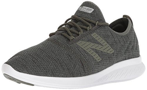 New Balance Mens Coast V4 Fabric Low Top Lace Up Running Sneaker