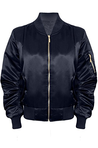 Quilted Satin Jacket - 6
