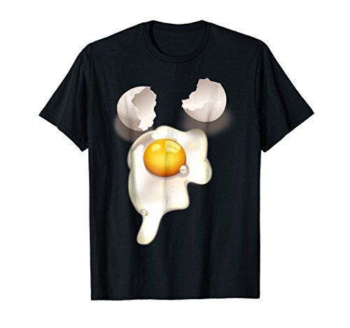 Deviled Egg Funny Food Halloween T-Shirt -
