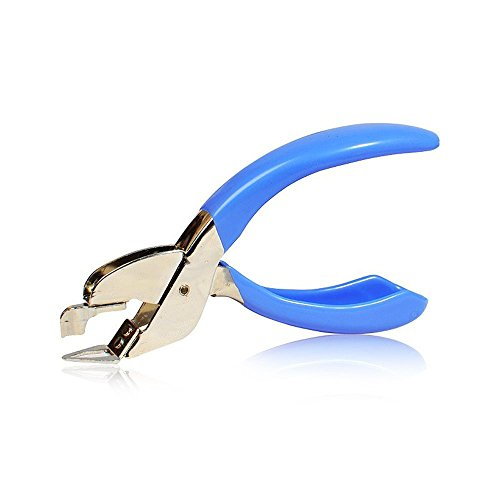 Office Dedicated Staple Remover (Blue)
