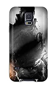 Series Skin Case Cover For Galaxy S5(call Of Duty Black Ops 2 Revolution)