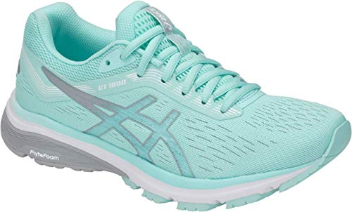 ASICS GT-1000 7 Women's Running Shoe, ICY Morning/Midgrey, 8.5 B US