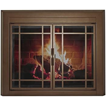 Amazon.com: Pleasant Hearth EN-5500 Pleasant Hearth Enfield Glass ...