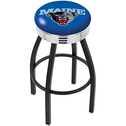 """NCAA Maine Black Bears 30"""" Bar Stool"""