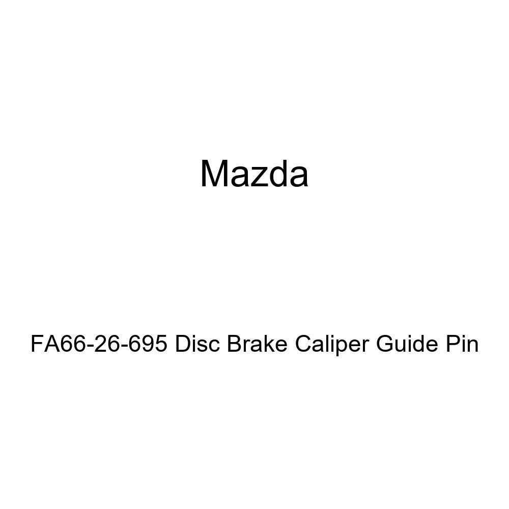 Mazda FA66-26-695 Disc Brake Caliper Guide Pin