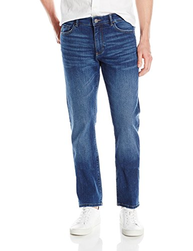DL1961 Men's Russell Slim Straight Jean, Acre, 32