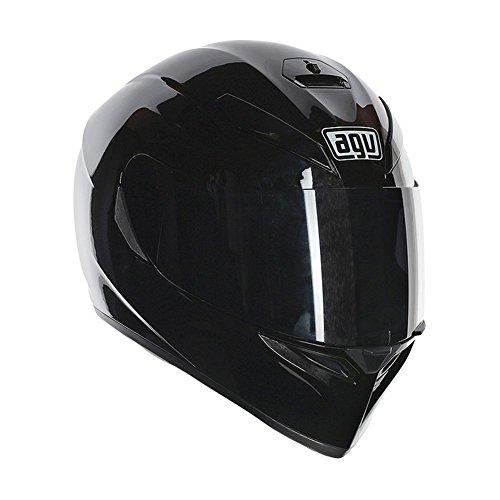 (AGV K3 SV Helmet (Medium-Small) (Black))