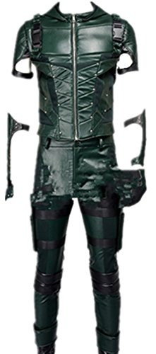 Green Arrow Season 3 Arsenal Roy Cosplay