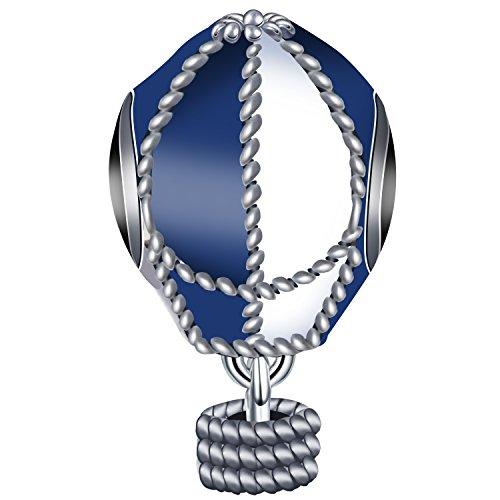 hot air balloon charm - 3
