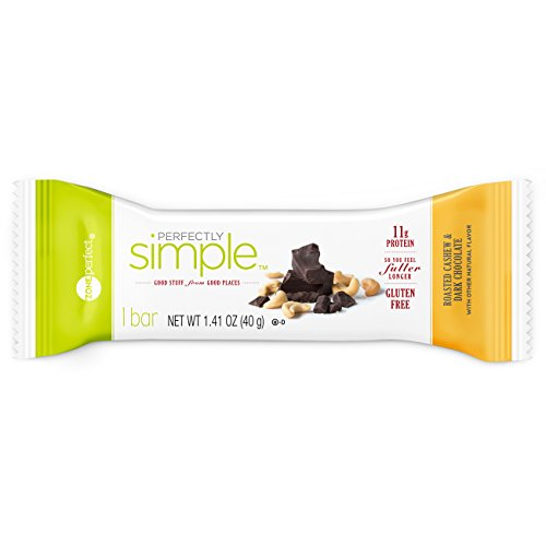 Zone perfect perfectly simple nutrition bar roasted for Food bar t zone