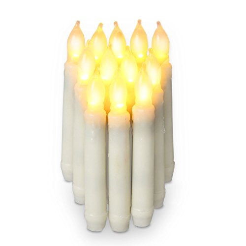 Flameless Tapers Dipped Batteries Included product image