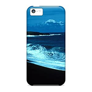 Hot Fashion LjN33997HtvB Design Cases Covers For Iphone 5c Protective Cases (blacks)